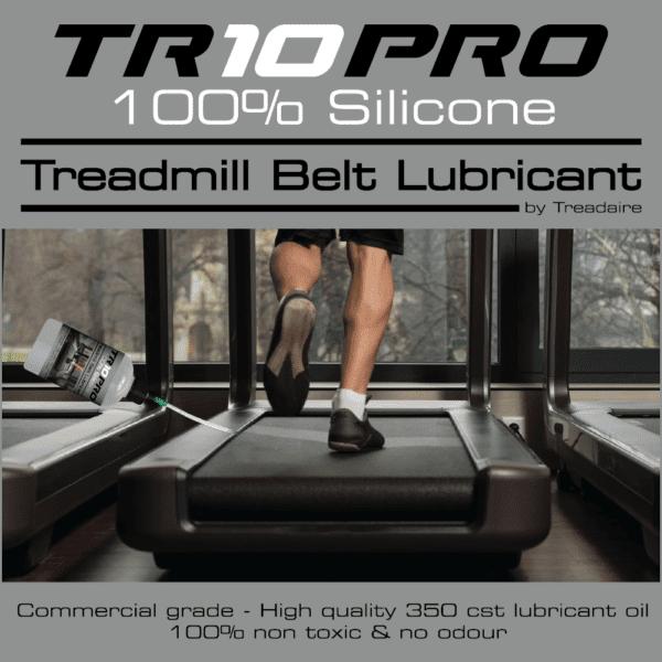 TR10 Pro 100% Silicone Treadmill Belt Lubricant