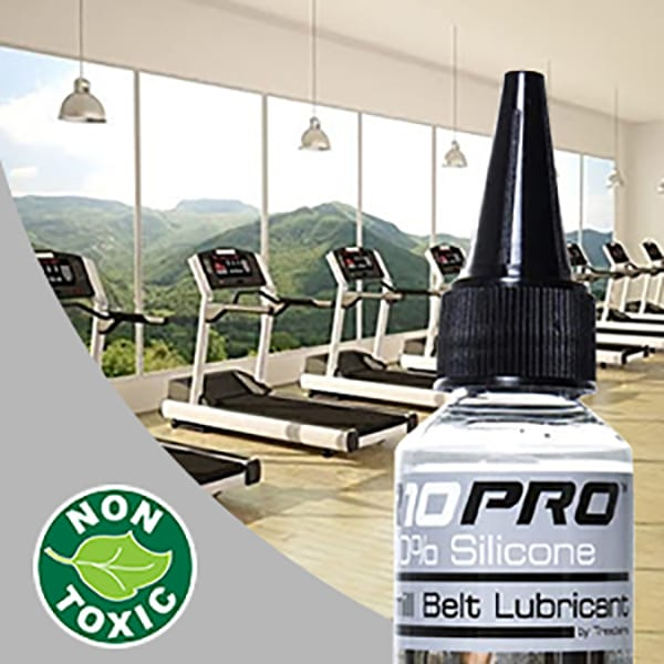 50ml silicone treadmill lubricant oil - premium quality - quick and easy to use lubricant with a handy applicator - life extension for all treadmills! Keep your treadmill quiet and supple!